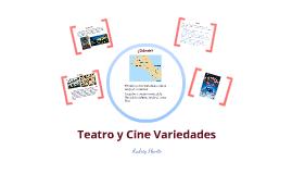 Teatro y Cine Variedades