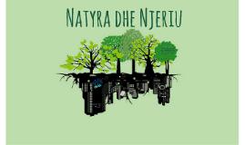 Natyra dhe Mjedis