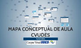 Copy of MAPA CONCEPTUAL  DE LAS HERRAMIENTAS DE LA AULA CVUDES