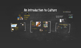 An Introduction to Culture