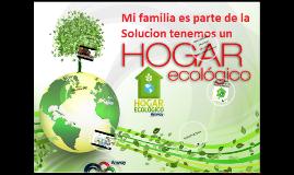 Copy of HOGARES ECOLÓGICOS