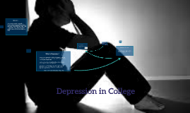 Stopping Depression Starts with You