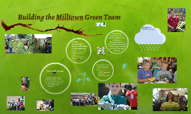 Building the Milltown Green Team