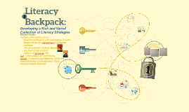 Literacy Backpack: