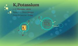K,Potassium