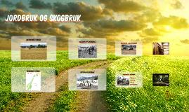 Jordbruk og skogbruk singel