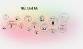 What Is Folk Art?