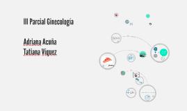 Copy of III Parcial Ginecología
