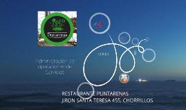 Restaurante PUNTARENAS