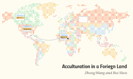 Acculturation in a Foriegn Land