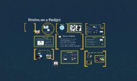 Undergraduate Budgeting