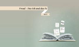 Sigmund Freud - Das Ich und das Es