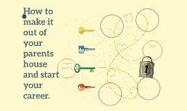 How to make it out and start your career.