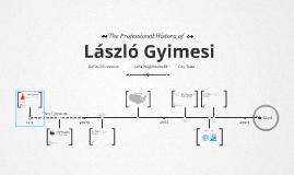 Timeline Prezumé by Laszlo Gyimesi
