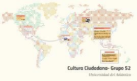 Cultura, Ciudad, Acción Colectiva.