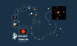 Paseo por el Sistema Solar
