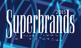 Superbrands program 2015