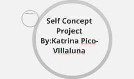 Self Concept Project