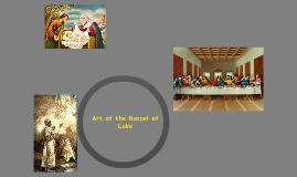 Art of the Gospel of Luke
