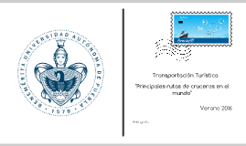 Transportación Turística