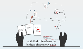Actividad 1. Funciones de bodega, almacenes y Cedis