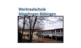 Klasse 10 an der Werkrealschule Mögglingen Böbingen