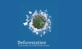 Copy of Deforestation