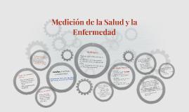Medición de la Salud y la Enfermedad