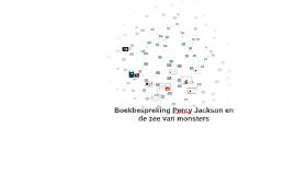 boekbespreking percy jackson en de zee van monsters