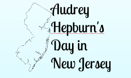 Audrey Hepburn's Day in New Jersey