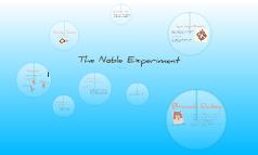 The Nobel Experiment