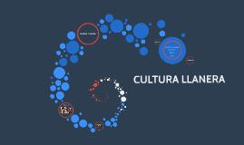CULTURA LLANERA