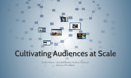 Cultivating Audiences at Scale