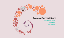 Personal Survival Story