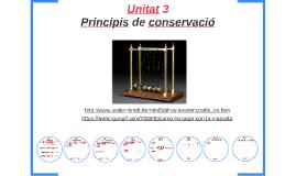 FIS1 Unitat 3 Principis de conservació