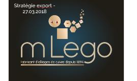 Stratégie export
