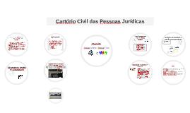 Cartório Civil de Pessoa Jurídica