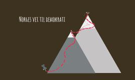 Norges vei til demokrati
