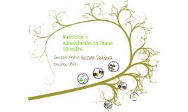 Principios de Nutrición en Fauna Silvestre