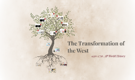 The Transformation of the West WHAP 2017
