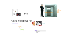 Public Speaking for Public Allies