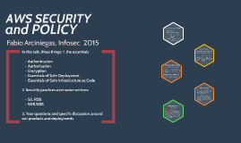 AWS Security and Policy 2015