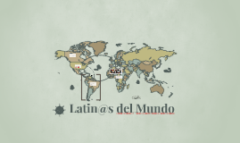 Latin@s