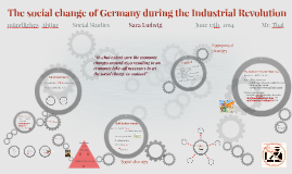 The social change of Germany during the Industrial Revolution