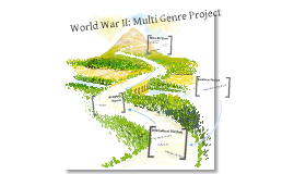Copy of Multi-Genre Project: World War II