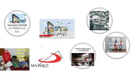 Líneas Editoriales SAN PABLO