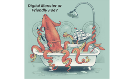 Digital Monster or