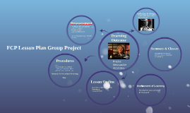 FCP Lesson Plan Group Project
