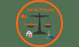 Lei da Procura
