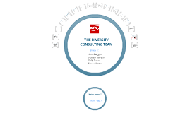 MGT540 The diversity consulting team - CDW
